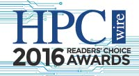 HPCWire Readers' Choice Awards